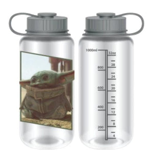 STAR WARS THE CHILD 32 OZ  WATER BOTTLE