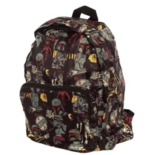 STAR WARS BOBBA FETT BACKPACK