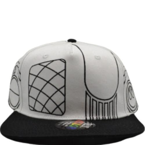 STAR WARS COLOR YOURSELF SNAPBACK HAT - Geek Apparel