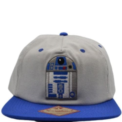 STAR WARS R2D2 SNAPBACK HAT