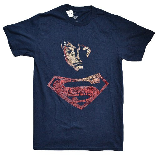 SUPERMAN POSTERIZED T-SHIRT