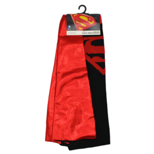 SUPERMAN RED CAPE SOCKS