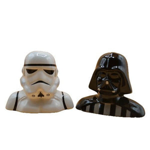 STAR WARS SALT & PEPPER SET