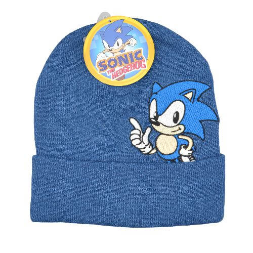 Sonic The Hedgehog Official Beanie