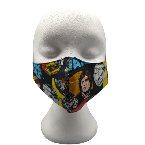 STAR WARS CHARACTERS FACIAL MASK