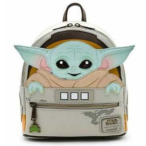 STAR WARS THE CHILD MINI BACKPACK - LOUNGEFLY