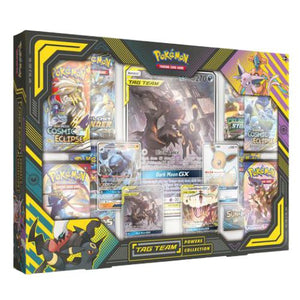TAG TEAM PROMO BOX UMBREON & DARKRAI