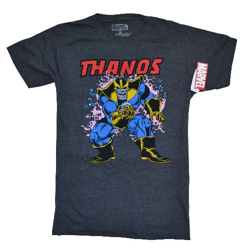 THANOS T-SHIRT - MARVEL