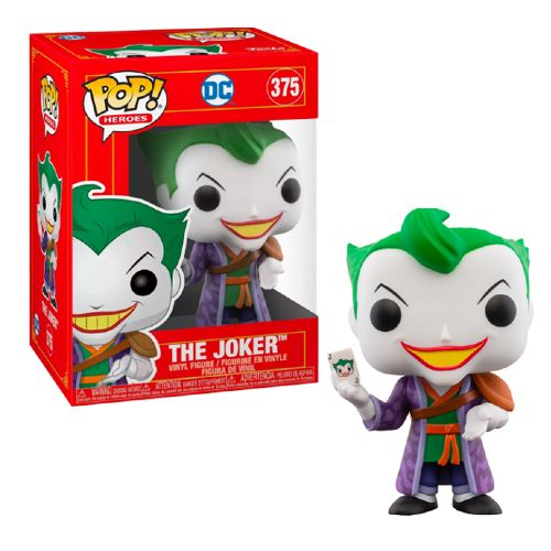 THE JOKER DC IMPERIAL PALACE FUNKO POP 375