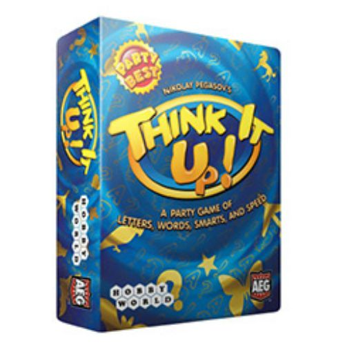THINK IT UP CARD GAME