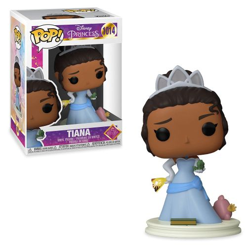TIANA DISNEY PRINCESS FUNKO POP 1014