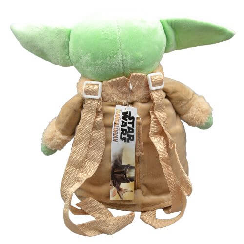 Star-Wars Mandalorian - The Child Plush Backpack