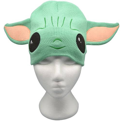 The Child Big Face Beanie - Star-Wars