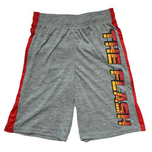 OFFICIAL THE FLASH ACTIVE SHORT (BOYS 4-12)