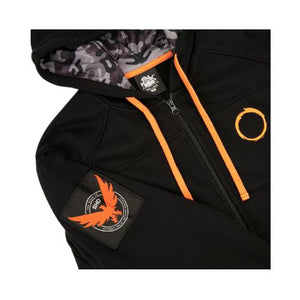 Official The Division 2 Safe House Zip-Up Hoodie