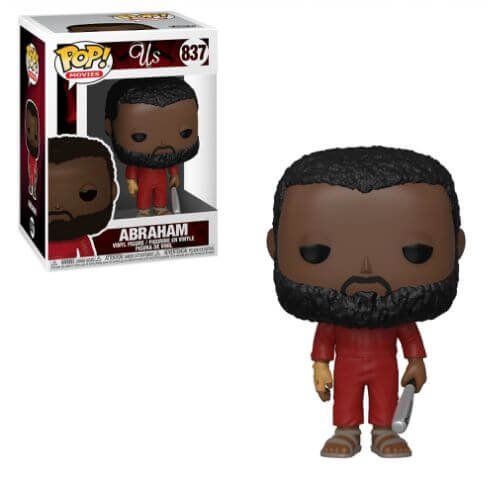 US ABRAHAM WITH BAT FUNKO POP 837