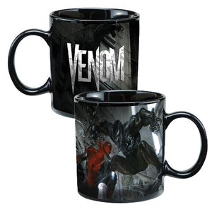 VENOM HEAT REACTIVE COFEE MUG 20oz