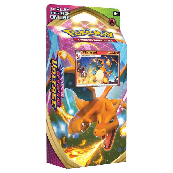 CHARIZARD VIVID VOLTAGE THEME DECKS (ENGLISH) - SWORD & SHIELD - PRE-ORDER