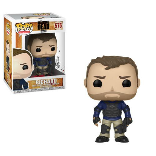 WALKING DEAD RICHARD FUNKO POP 575