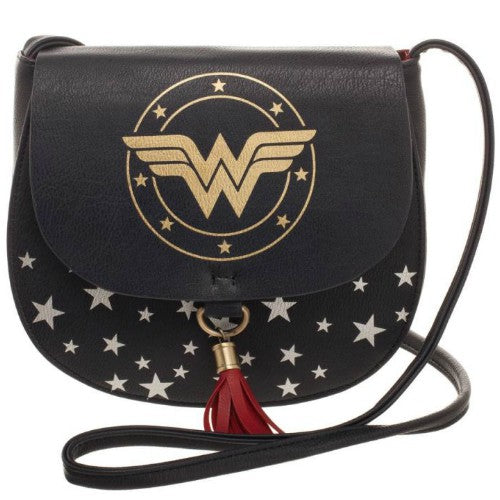 Wonder Woman Satchel Handbag