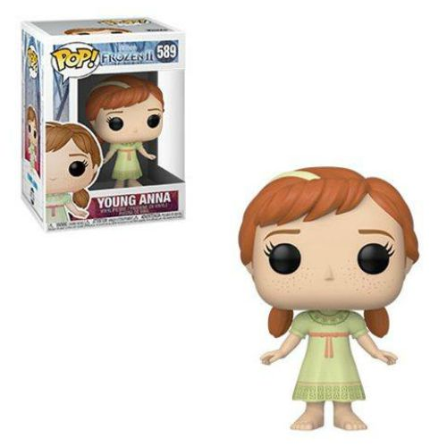 Young Anna - Frozen II Disney Funko Pop 589
