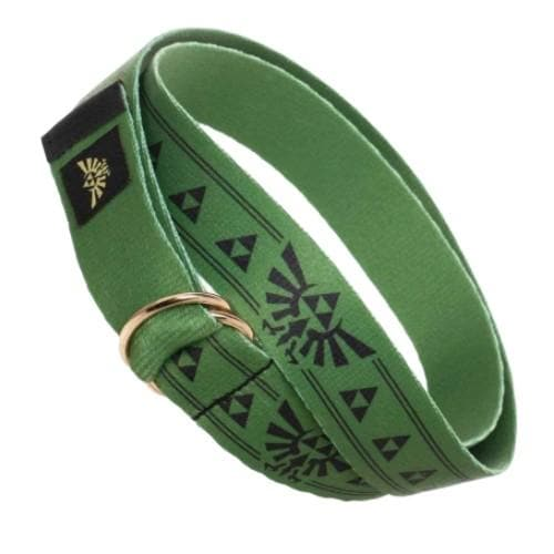 ZELDA D RING WEB BELT