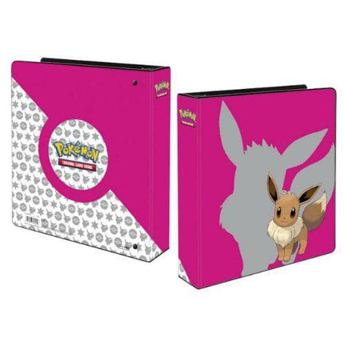POKEMON EEVEE BINDER 2'' - Pokemon Merchandise - Pokemon Cards