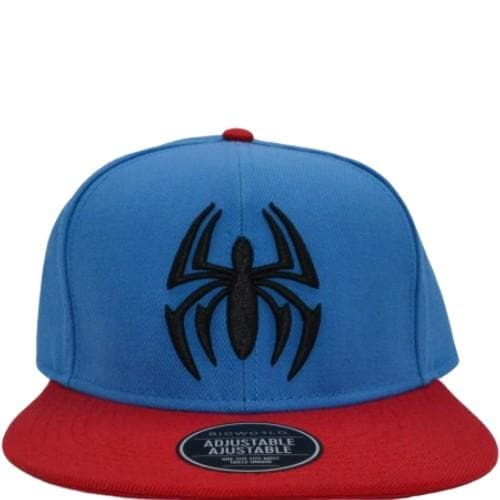 SPIDERMAN SNAPBACK HAT - Marvel Snapback - Geek Attire