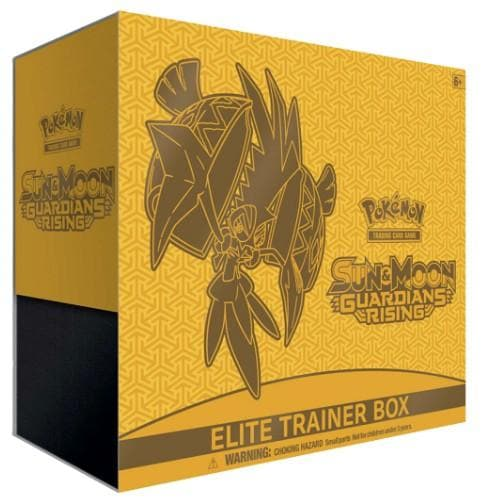 POKEMON SM2 ELITE TRAINER BOX GUARDIANS RISING - Pokemon Cards