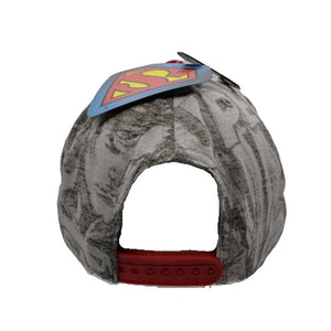 SUPERMAN YOUTH SNAPBACK CAP