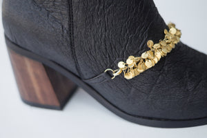 Piñatex® Gold Boot