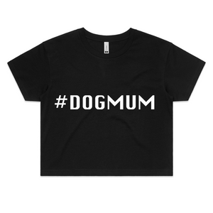 Dog Mum Crop