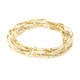 Twisted Bangle Bracelet Set | Bracelets | Bentley & Lo