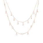 Short Two Layer Necklace | Necklaces | Bentley & Lo