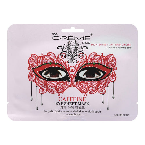 Add On: Masquerade Caffeine Eye Mask