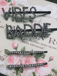 Shiny BADDIE Mom Clip Set