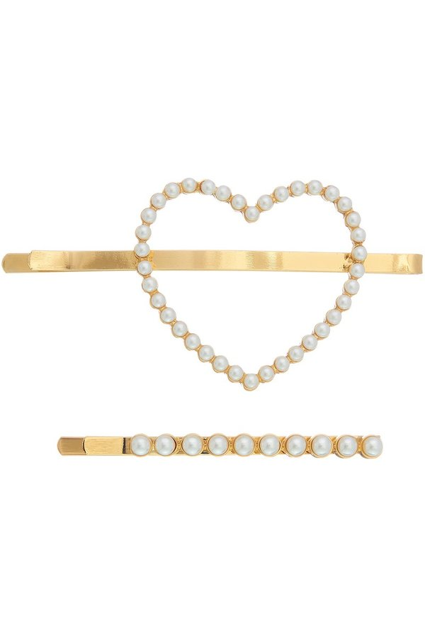 Clutch My Pearls Hair Clip