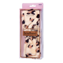 Load image into Gallery viewer, Add On: Cheetah Print Spa Headband