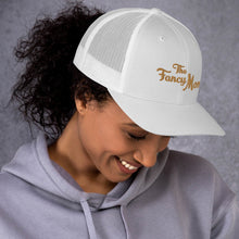 Load image into Gallery viewer, The Fancy Mom Trucker Cap (Sweats)
