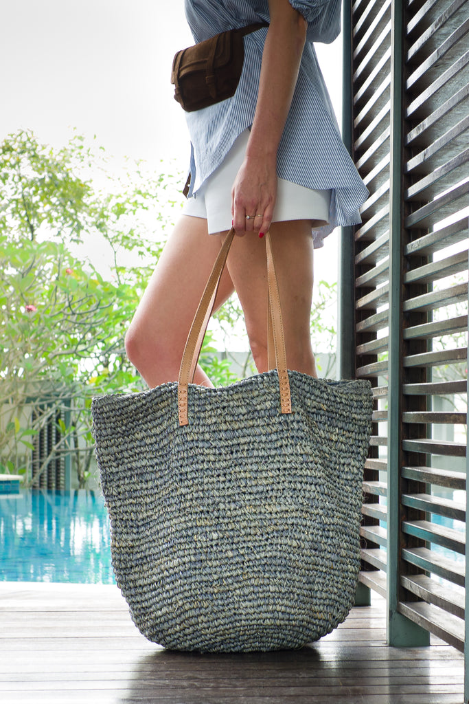 Bali shopper grey