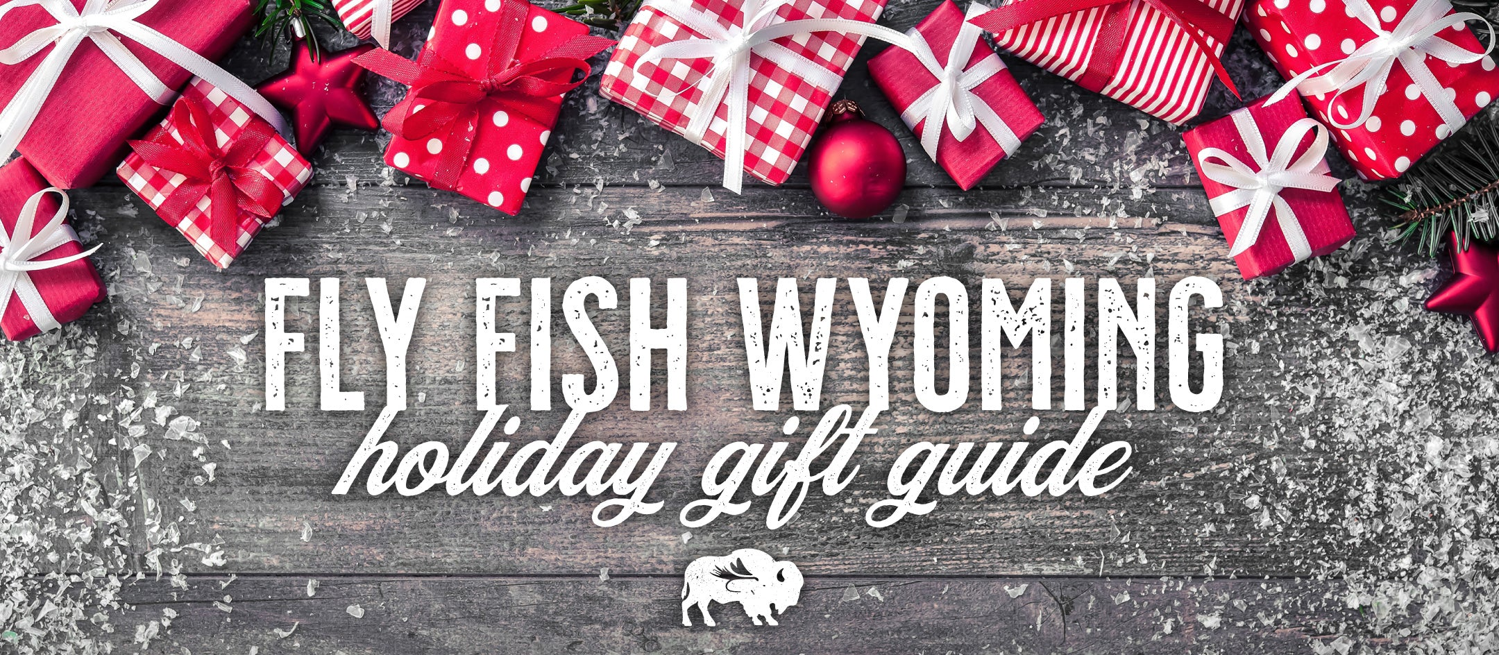 holiday gift guide, fly fishing gifts