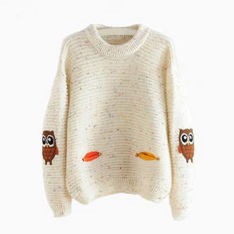 BLOGGER CUTE SWEATER