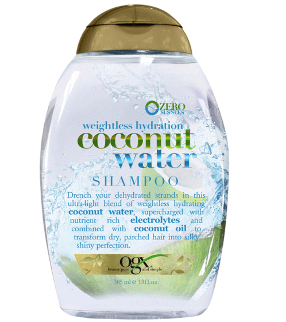 Coconut Water Shampoo