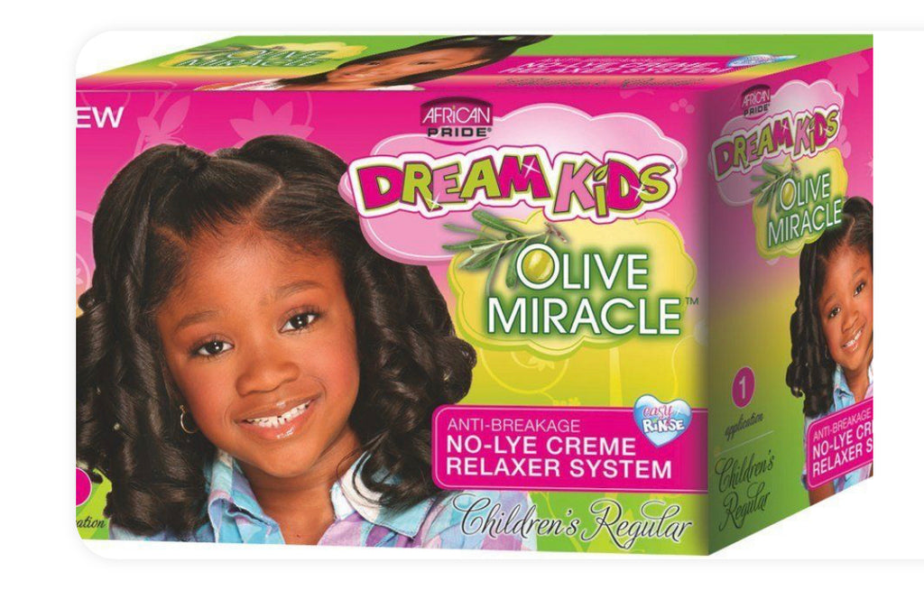 African Pride Dream Kids Relaxer