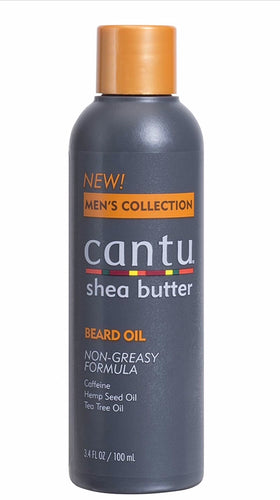 Cantu Shea Butter Beard Oil