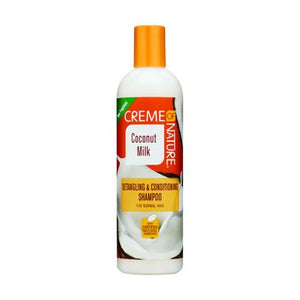 Creme of Nature Coconut Milk Detangling & Conditioning Shampoo