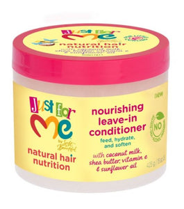 Just For Me Nourishing Leave-In Conditioner