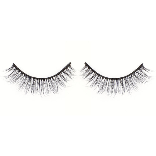 A. Simone Faux Mink Lash Collection  - Black Natural 019