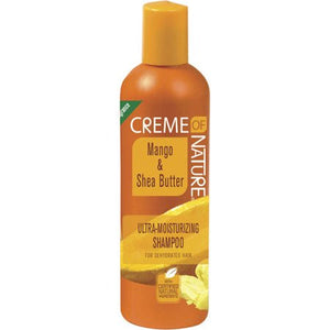 Creme of Nature Ultra Moisturizing Mango & Shea Butter Shampoo