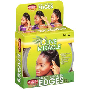 African Pride Olive Oil Miracle Edges